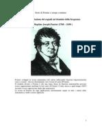 Fourier Serie Nel Continuo