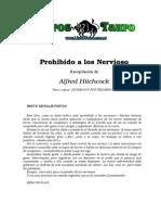 Hitchcock, Alfred - Prohibido a Los Nerviosos
