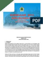 Kurikulum Mulok Bahasa Jawa Smp 2013