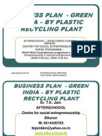 15 Business Plan on Plastics Recycling 1234092401839829 3