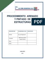 Procedimiento de arenado y pintado estructuras.pdf