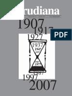 Revue Nerudiana N° 4, Diciembre 2007