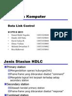 Bab 5 - Data Link Control