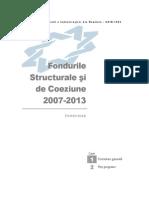 Fonduri structurale si de Coeziune