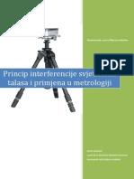 Primjena Interferencije Svjetlosnih Talasa u Mjeriteljstvu, Renishaw Model XL-80, Arnel Jasarevic