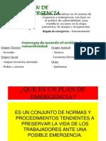 Copia de PLan de Emergencia CG&TC2