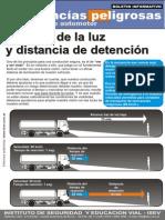 Alcance de La Luz y Distancia de Detención