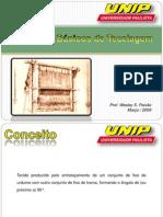 Conceitos Básicos de Tecelagem - UNIP