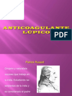 Anticoagulante Lupico Presentacion Final