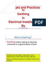 Concepts and Practices in Earthing