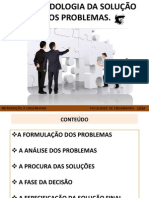 9- Metodologia Da Resolucao Do Problema