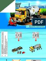 Manual Lego