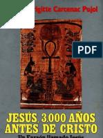 Carcenac, B. - Jesús 3000 años antes de Cristo