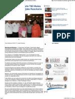 11-07-14 Entrega César Duarte 700 títulos de propiedad del Ejido Ranchería Juárez