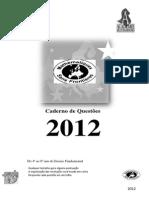 Prova MSF Básica 2012