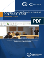 Brochure PDF Programa Virtual ISO 9000 2007-I