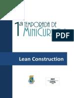Mini Curso Lean Cosntruction v1