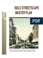 Brussels Streetscape Master Plan