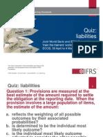 3. Quiz Liabilities