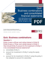 7. Quiz Business Combinations