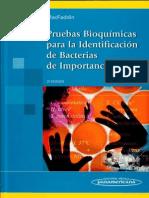 Pruebas de Identificacion de Bacterias