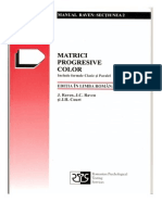 Matrici Progresive Color S2