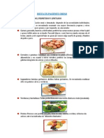 Dieta en Paciente Obeso