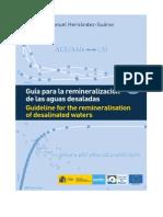 DES Guia Para La Remineralizacion de Aguas Desaladas Rev3
