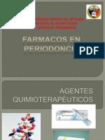 AGENTES QUIMIOTERAPÉUTICOS