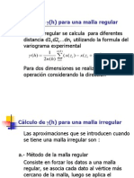8 Modelo Variograma