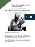 Rebeldía Cobija Al EZLN Igual Que Hace 20 Años