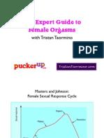 Guide to the FemaleOrgasm