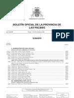 Boe Las Palmas - Bomberos 14-11-08