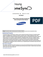 GEN GT-B9150 HomeSync OS2 English User Manual MH8 F3