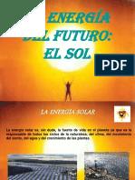 Centrales Termicas Solares