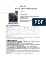 Resume Pablo Arizpe 2014 Internet