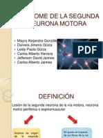 Síndrome de La Segunda Neurona Motora Seminario Siii