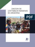Anaya_La Situación de Los Pueblos Indígenas en Argentina