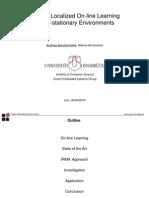 Incremental Risk Minimization Algorithm (EAIS 2014)