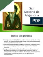 San Macario de Alejandría