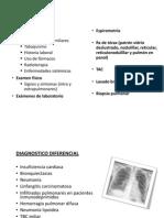 LINFANGIOLEIOMATOSIS PULMONAR