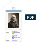 Franz Liszt Biografia
