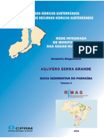VOLUME4 Aquífero Serra Grande