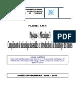 Polycopie Gueraoui Smp3 Fluide