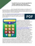 Consejos sobre la Creación de una Caja de seguridad En la Aplicación de medio Ambiente para Niños y ParentsA�Un�|A�Un�Catriona Wallis