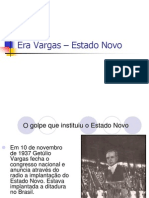 Era Vargas – Novo Estado