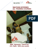 Medical Interns Training Brochure 2014 FR