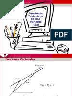 UCP Funciones Vectoriales (2014-1)
