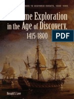 Maritime Exploration Age Discovery