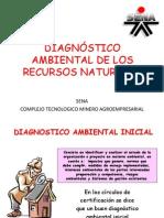 Diagnostico Ambiental Inicial